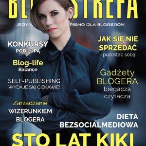 Blogostrefa. Jedyne takie czasopismo dla blogerów, nr 2