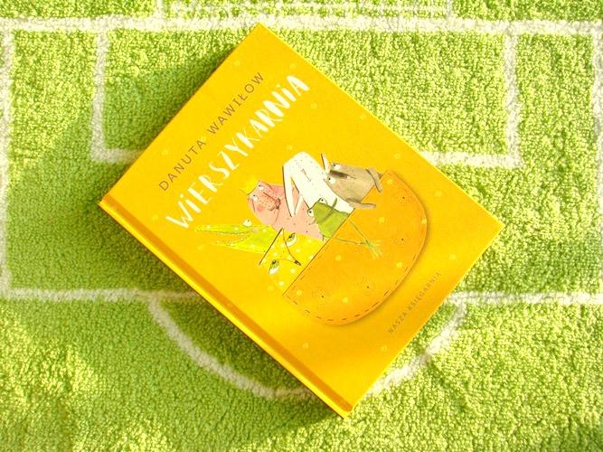 Piękne Wydanie Wierszykarni Danuty Wawiłow Katarzyna Grzebyk
