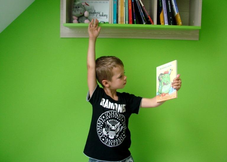 bajki terapeutyczne dla przedszkolaków