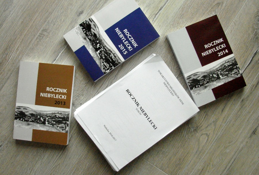 Rocznik niebylecki, tom IV