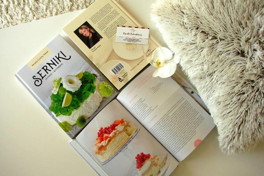 Książka o sernikach