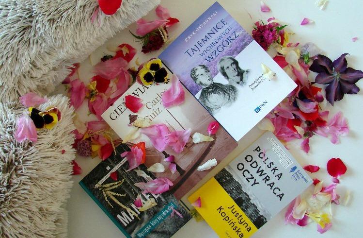 Książki na urlop