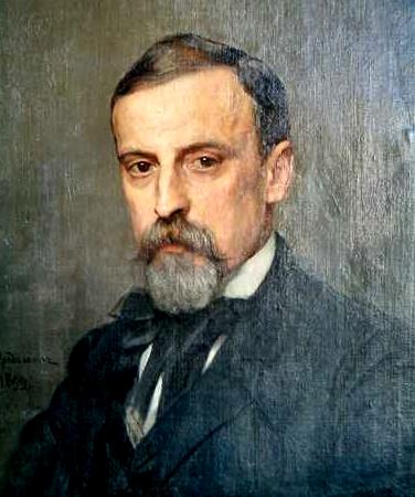 Kazimierz Mordasiewicz, Portret Henryka Sienkiewicza