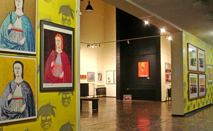 Muzeum Andy'ego Warhola; https://www.muzeumaw.sk/pl