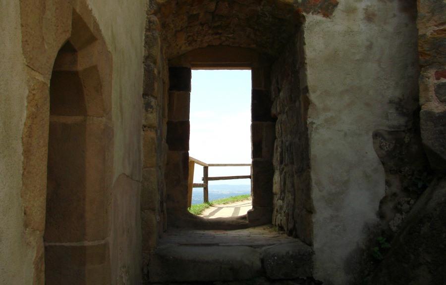 Wejście na taras widokowy