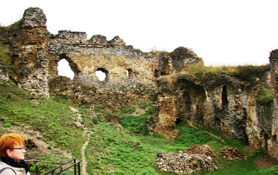 Zamek Czyczawa
