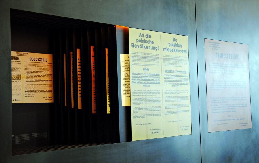 Wnętrze muzeum, fot,. Karolina Smyk