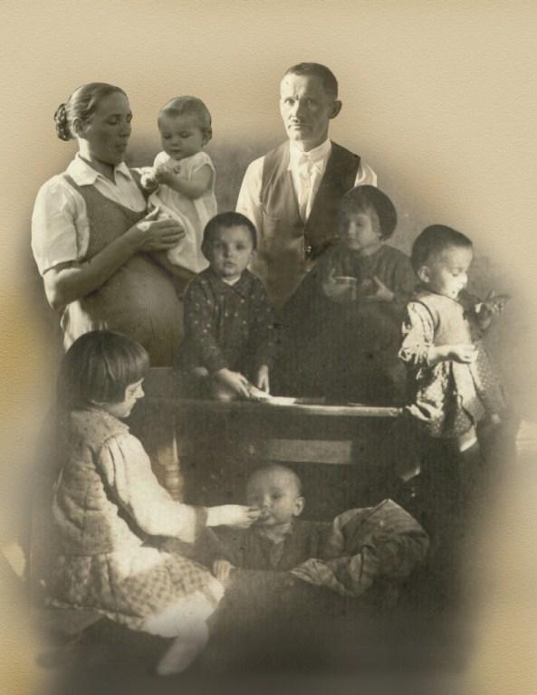 Rodzina Ulmów, fot. MPRŻ