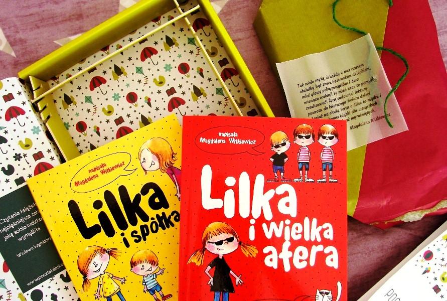 """""""Lilka i spółki"""" M. Witkiewicz"""