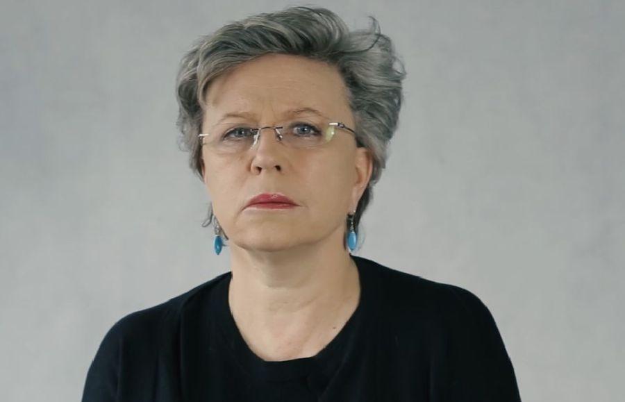 Krystyna Janda, fot. Biblia Audio