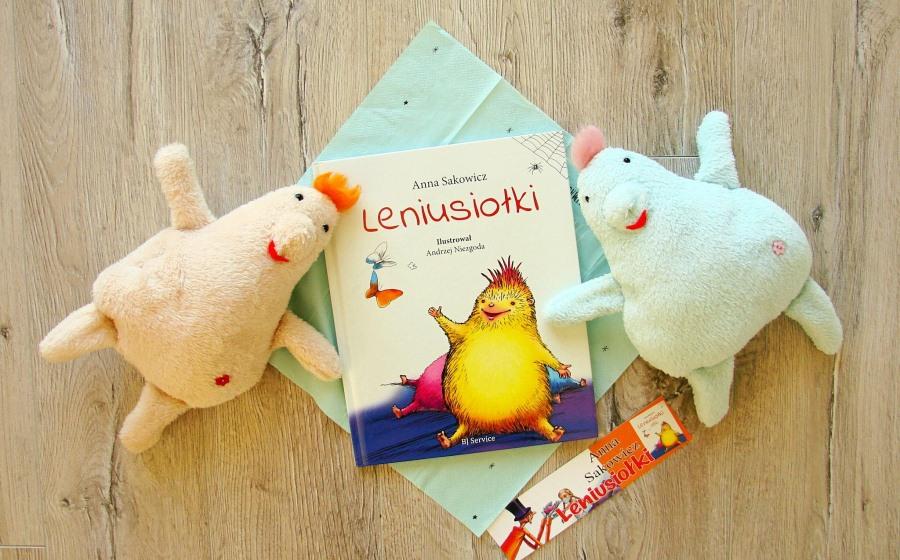 """""""Leniusiołki"""" Anna Sakowicz"""