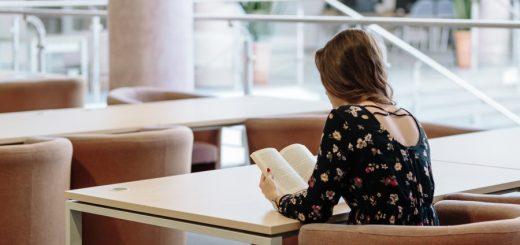 Czytanie to najpiękniejsza zabawa, jaką sobie ludzkość wymyśliła. W. Szymborska