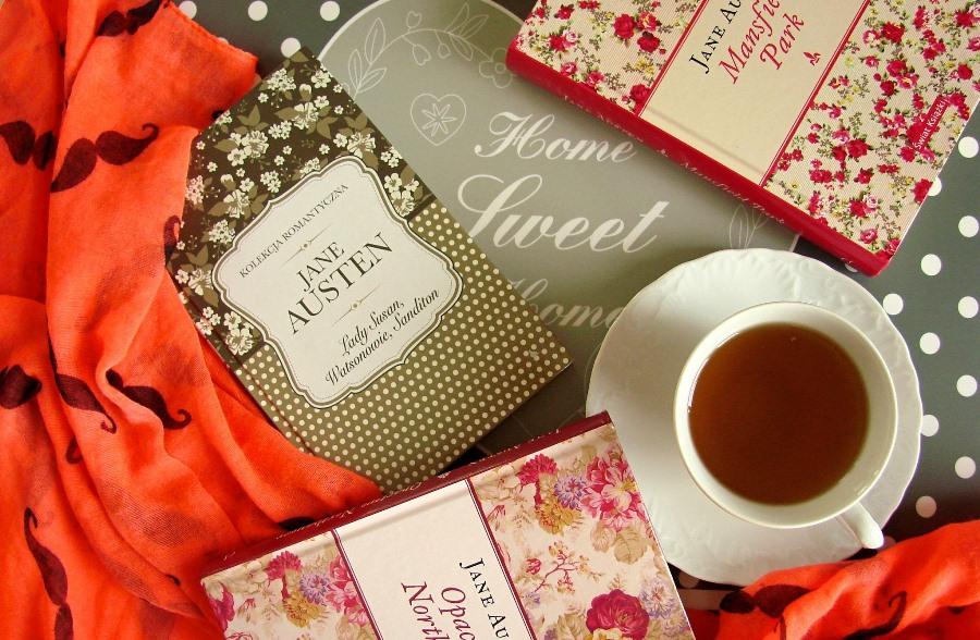 Książki Jane Austen