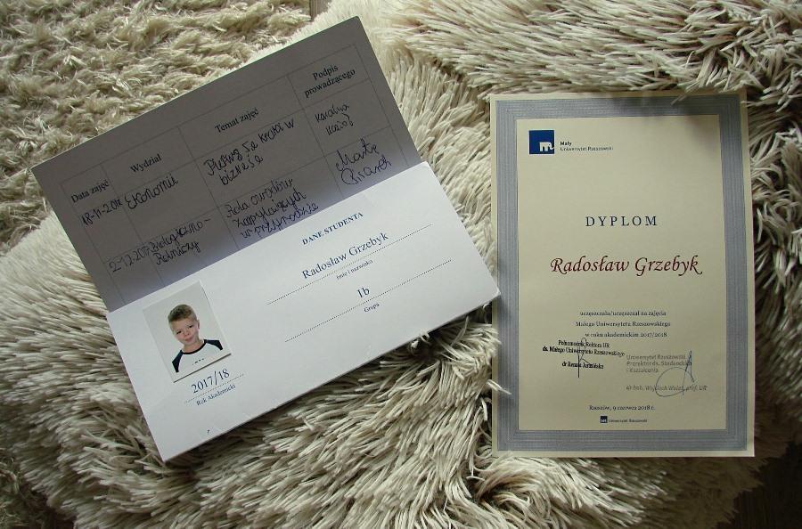 Dyplom MUR-u