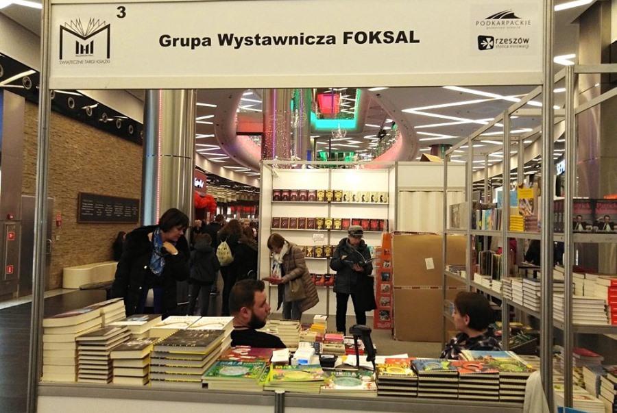 Stoisko Grupy Foksal