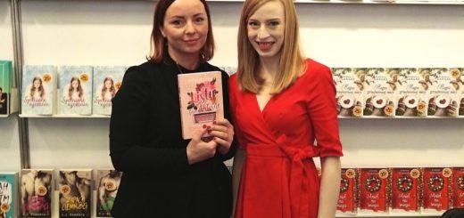 Świąteczne Targi Książki w Rzeszowie. Z Natalią Sońską