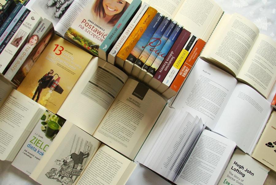 Książki przeczytane w 2018 roku
