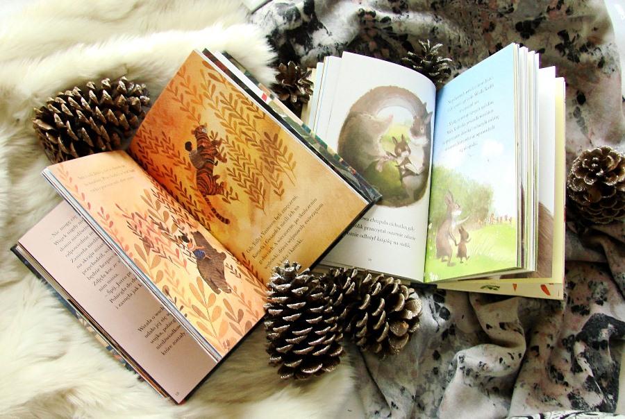 Książki od Wydawnictwa Wilga