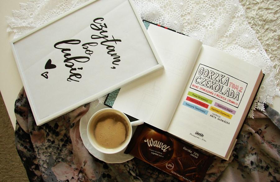 """Opowiadania """"Gorzka czekolada"""""""