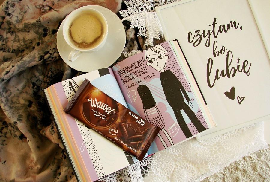 """""""Gorzka czekolada"""", tom 2"""