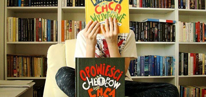 """Ben Brooks: """"Opowieści dla dzieci, które chcą być wyjątkowe"""""""
