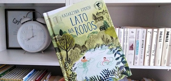"""Lato na Rodos"", Katarzyna Ryrych"