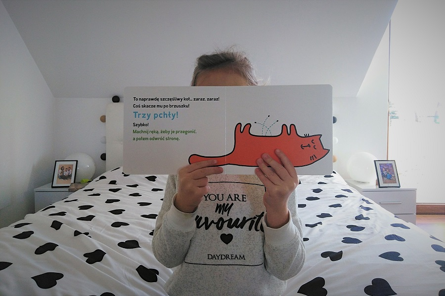 """""""Ta książka jest psem"""", """"Ta książka jest kotem"""""""