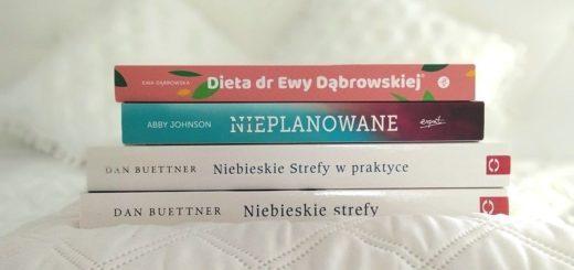 Nowości w mojej biblioteczce od Inverso.pl