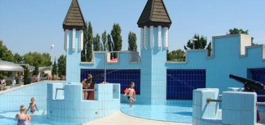 Kąpielisko Tiszuajvaros na Węgrzech