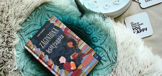 """""""Zaginiona księgarnia"""" Katie Clapham"""